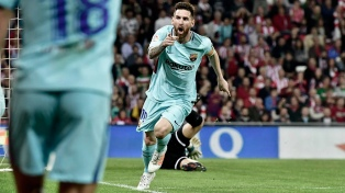 Barcelona, con Messi, intenta asegurarse el primer puesto del Grupo B ante Juventus