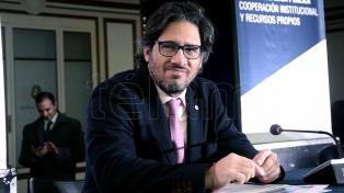 """Garavano afirmó que """"hay muchos candidatos, de muy alto nivel"""" para reemplazar a Gils Carbó"""