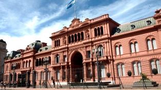 El Gobierno convocó el 22 a los partidos políticos a un encuentro