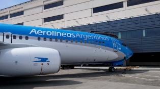 Aerolíneas Argentinas anunció la cancelación de 35 vuelos para este miércoles