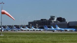 Aeroparque solo operará vuelos de cabotaje y a Uruguay