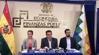 El mtro. de Economía Mario Guillén, anuncia el crecimiento económico