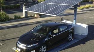 Desde noviembre funcionará la primera estación de carga solar para vehículos eléctricos