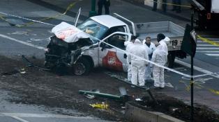 Familiares de las víctimas argentinas del ataque en Manhattan llegaron a EEUU