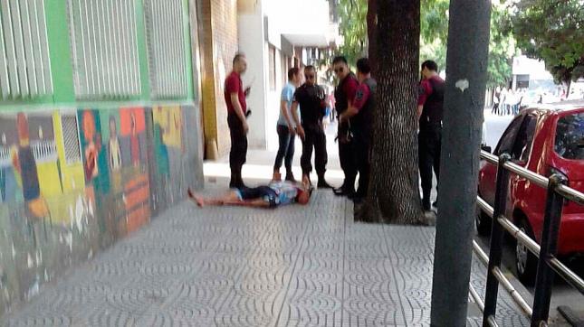 Un tiroteo acabó con la vida de tres personas — Liniers