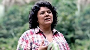 """La madre de la ambientalista asesinada espera que """"caigan los otros peces gordos"""""""