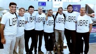 Los cuerpos de las víctimas argentinas del ataque en EEUU son repatriados y llegan mañana