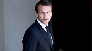 Macron pide al presidente de Egipto más respeto de los derechos humanos