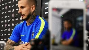 """Darío Benedetto y un gol a River: """"Es una cuenta pendiente"""""""