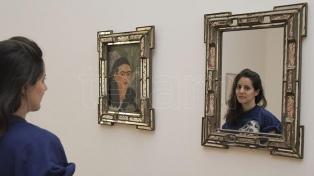 Una muestra reúne obras de Kahlo, Rivera, Orozco, Siqueiros y otros mexicanos