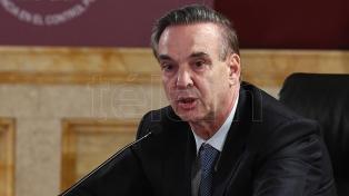 """Pichetto: El tema tarifas de debatirá en el recinto del Senado """"en dos o tres semanas"""""""