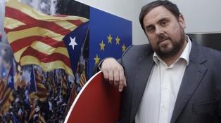 Una jueza española envía a prisión a ocho miembros del gobierno catalán destituido