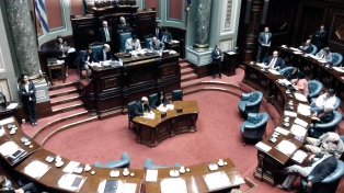 Un hijo de Ferreira Aldunate será reemplazante de Manini Ríos en el Senado