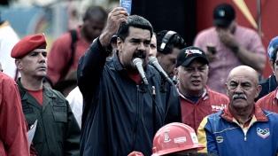 """Para EE.UU., Maduro es """"una verdadera amenaza"""" y su tiempo """"se terminó"""""""