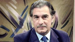 Peña recibió al radical Storani, que salió de la Rosada decidido a apoyar una candidatura de Lavagna