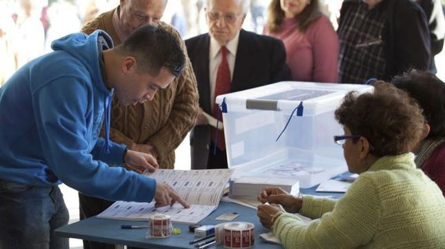 Elecciones en Chile: gana Piñera (81,7 % de mesas escrutadas)