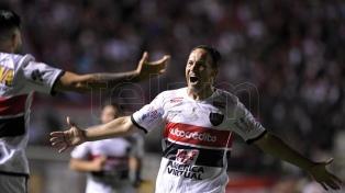 Chacarita le ganó a Gimnasia y Esgrima La Plata