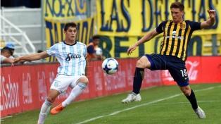 Atlético Tucumán superó a Central en el Gigante de Arroyito
