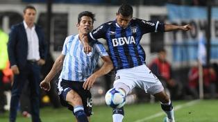 Racing y Talleres empataron en Avellaneda
