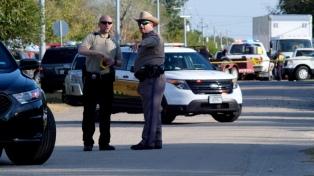 Trump aseguró que con mayor control de armas, habría habido más muertos en Texas