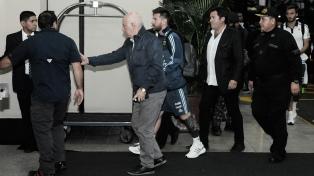 Con Messi a la cabeza, Argentina ya prepara el amistoso ante Rusia en Moscú