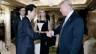 China, en el centro de los reclamos de Trump y Shinzo Abe