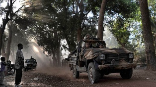 Seis civiles muertos en tres atentados en las últimas horass