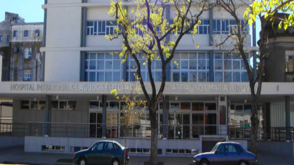 Una beba es el único caso sospechoso en el Hospital de Niños de La Plata