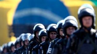 Temer decidió intervenir con las Fuerzas Armadas Río de Janeiro