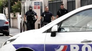 Detienen en Francia a siete sospechosos de planear un atentado