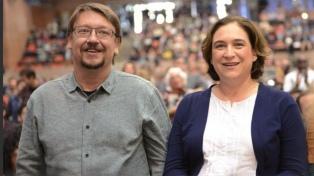 Las bases catalanas de Podemos aprueban presentarse con el partido de Ada Colau