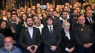 Preparan una nueva marcha en Cataluña por la libertad de los independentistas