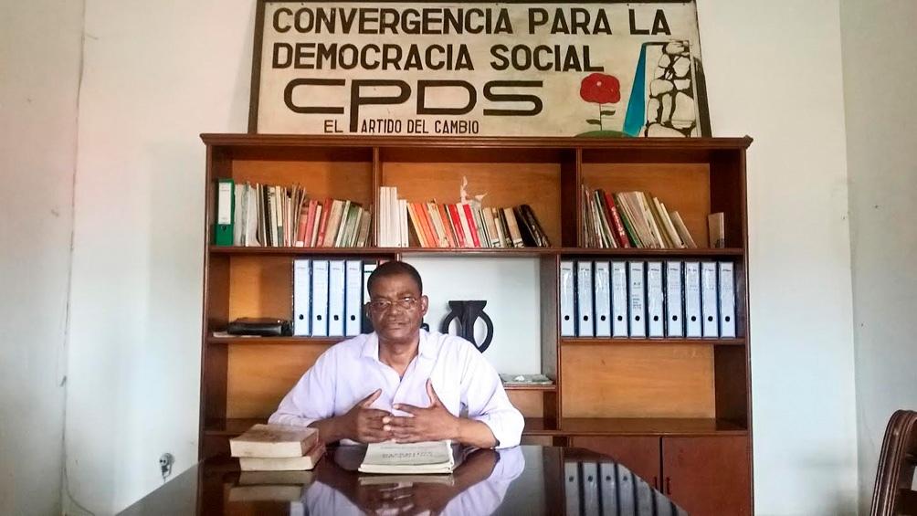 Andrés Esono, CPDS - Juntos Podemos