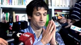 Lagomarsino será indagado el martes por primera vez como sospechoso por la muerte de Nisman