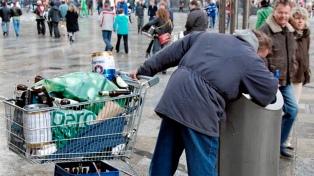 Casi un 20% de la población vive en riesgo de pobreza o exclusión social