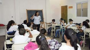 Tras las lluvias, continúa en las escuelas rurales el operativo Aprender
