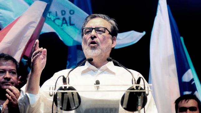 Alejandro Guillier (Nueva Mayoría)