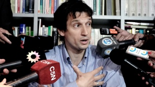 Lagomarsino ratificó que le entregó el arma a Nisman