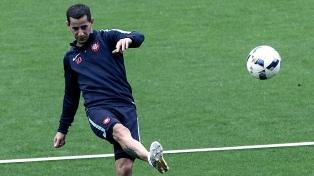 """Romagnoli quiere seguir en San Lorenzo """"como sea"""""""