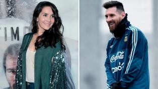 Los rusos conocen más a Natalia Oreiro que a Messi