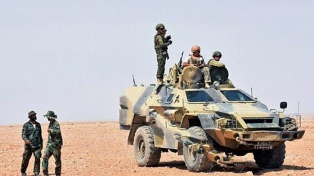 Fuerzas sirias avanzan sobre el último bastión de Al Qaeda en el país