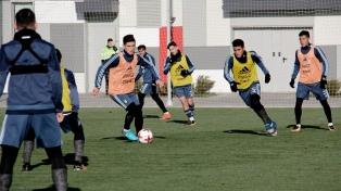 Sampaoli repite el equipo con Lo Celso, Messi y Agüero para el amistoso