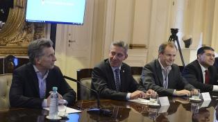 Los tres temas que trataron Macri y los gobernadores en la reunión
