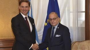 Aseguran que las negociaciones para un acuerdo Mercosur-UE entraron en etapa final