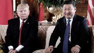 Trump y Xi ventilaron diferencias en la cumbre de países del Pacífico