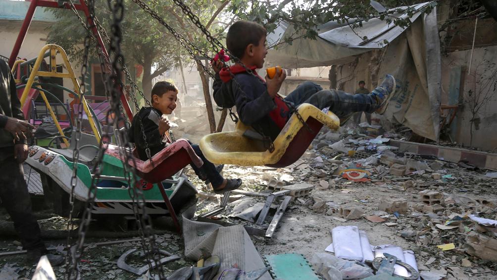 Más de 5 millones de niños sirios necesitan ayuda por la grave crisis