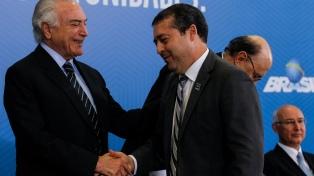 El ministro de Trabajo dijo que la reforma laboral brasileña permite entrar al país en el siglo XXI