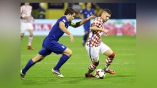 Croacia llegó a Rusia 2018 tras igualar 0-0 con Grecia