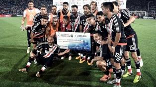River goleó a Deportivo Morón y es finalista de la Copa Argentina