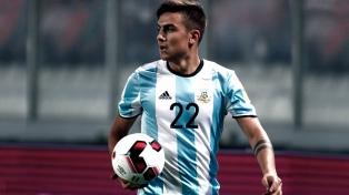 Dybala jugará por Messi ante Nigeria